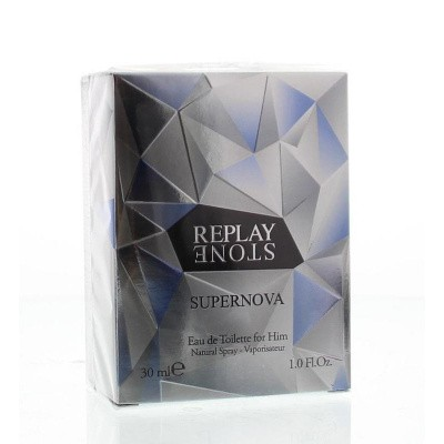 Replay Stone supernova for him eau de toilette