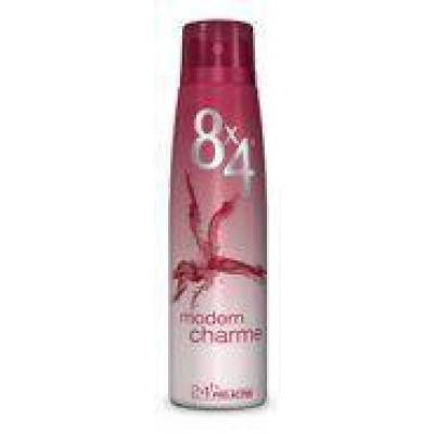 8X4 Deodorant spray modern charm