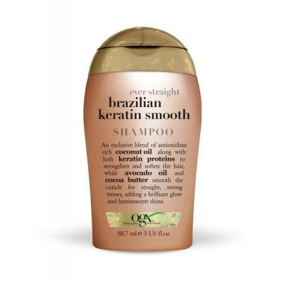 OGX Brazilian keratin smooth shampoo