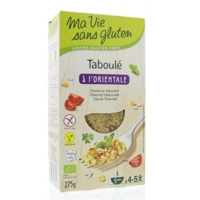Ma Vie Sans Tabouleh gekookt orientaals