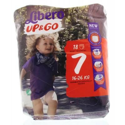 Libero Up & go extra large+ 16-26 kg