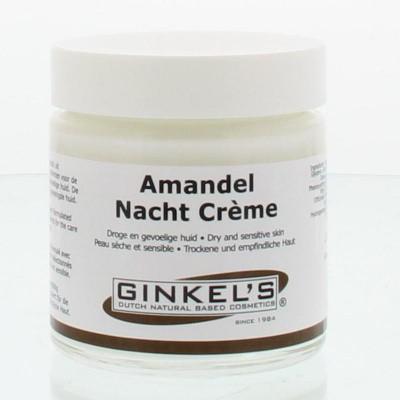 Ginkel's Amandel nachtcreme