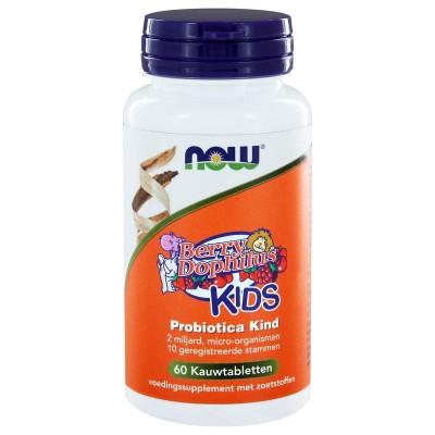 berry dophilus probio kids NOW