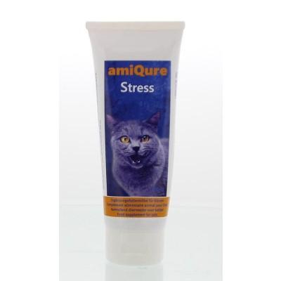 Amiqure Kat bij stress pasta