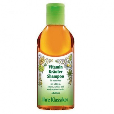 Ihre Klassiker Shampoo vitamine kruiden
