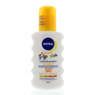 Nivea Sun protect & sensitive child spray SPF 50