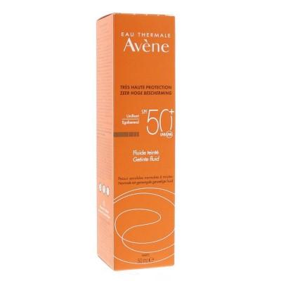 Avene Sun protect tinted fluid 50+