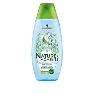 Schwarzkopf Nature moments shampoo coconut water