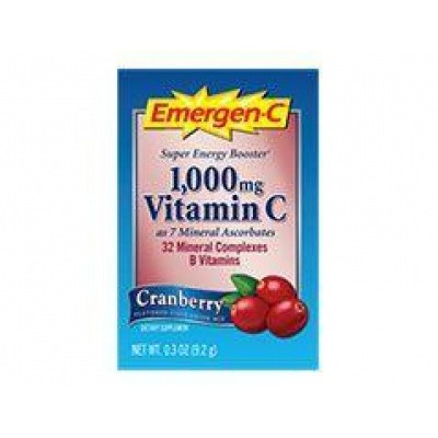 Bophar Emergen-c cranberry