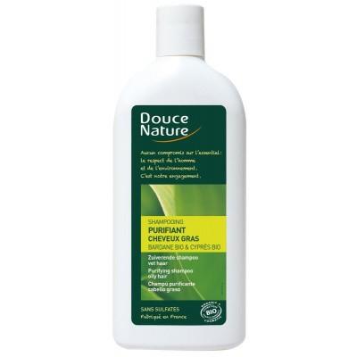 Douce Nature Shampoo vet haar zuiverend
