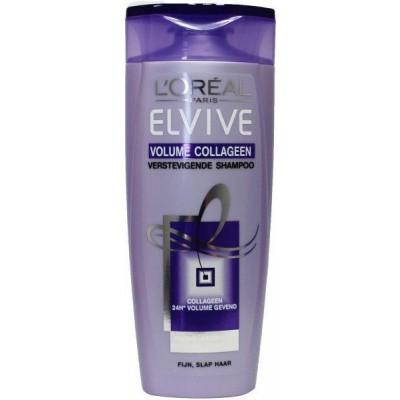 Loreal Elvive shampoo volume collageen