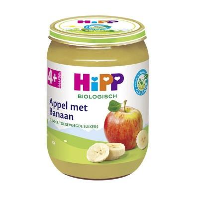 Hipp Appel banaan