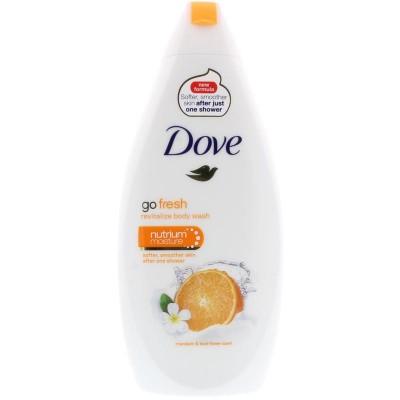 Dove Shower go fresh revitalize