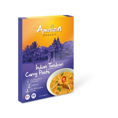 Amaizin Indian currypaste tandori