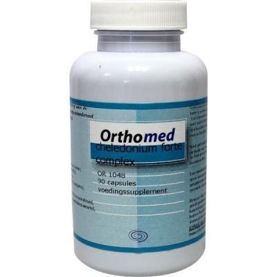 Orthomed Cheledonium forte