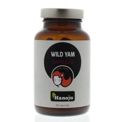 Hanoju Wild yams 500 mg