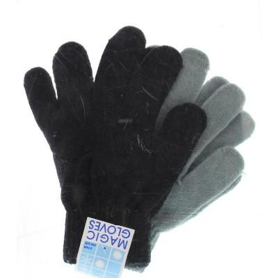 Magic Gloves Winterhandschoenen assorti kleuren