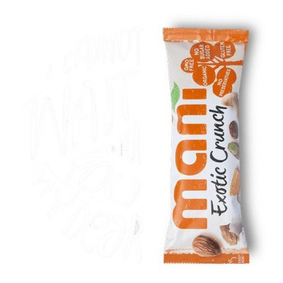 Mani Exotic crunch bio