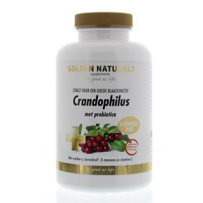 Golden Naturals Crandophilus