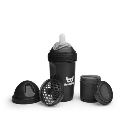 Herobility Herobottle 240 ml black