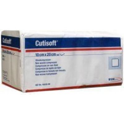 Cutisoft Cotton niet steriel 10 x 20 cm
