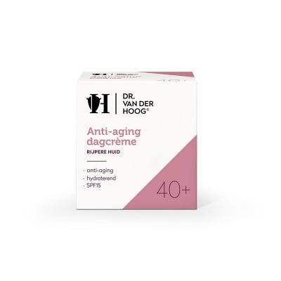 Dr Vd Hoog Dagcreme anti aging 40+