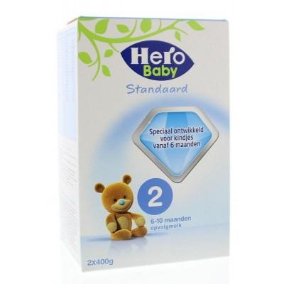 Hero 2 Opvolgmelk standaard