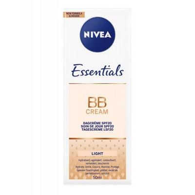 Nivea Essentials BB cream light SPF20