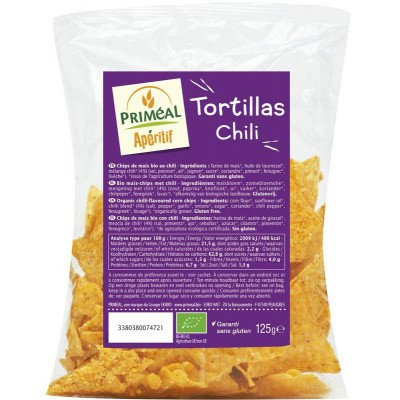 Primeal Tortillas chili
