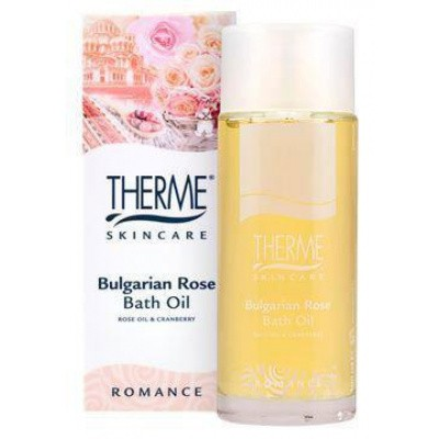 Therme Badolie Bulgarian rose