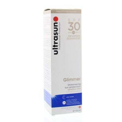 Ultrasun Glimmer creme SPF30