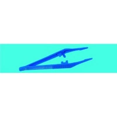 Lohmann & Rauscher Pincet blauw steriel