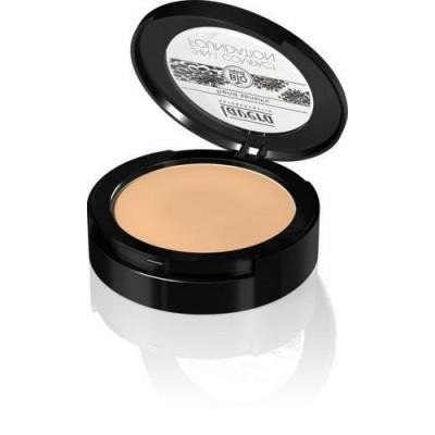 Lavera Compact foundation 2 in 1 honey 03