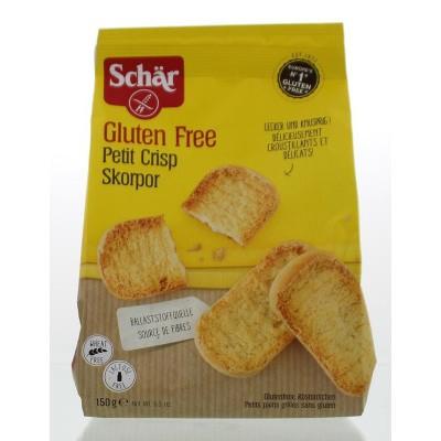 DR Schar Crisp rolls beschuitbrood