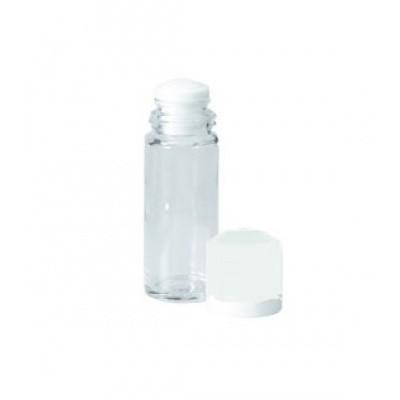 Brocacef Depper flacon glas 30ml blauw depperopzet