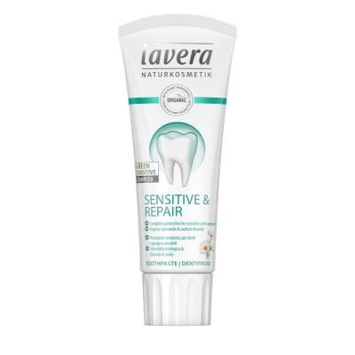 Lavera Tandpasta/toothpaste sensitive & repair