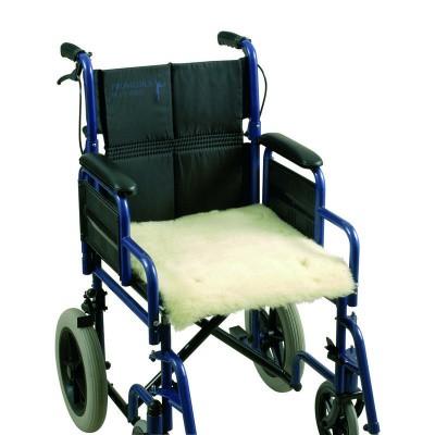 Able 2 Schapenvacht voor rolstoel 46 x 41