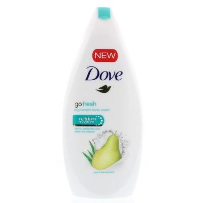 Dove Shower go fresh pear