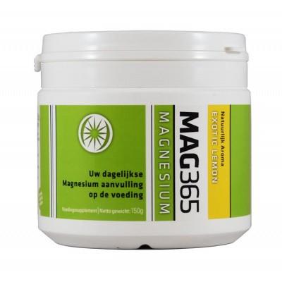 Mag365 Magnesium poeder - exotic lemon