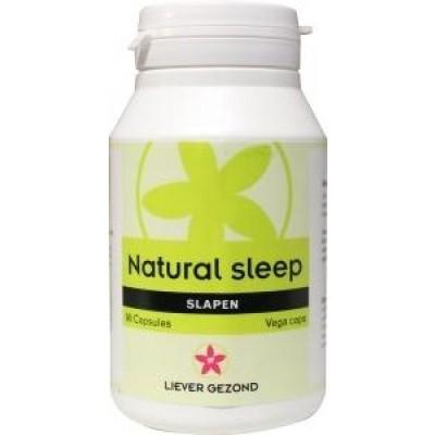 Liever Gezond Natural sleep
