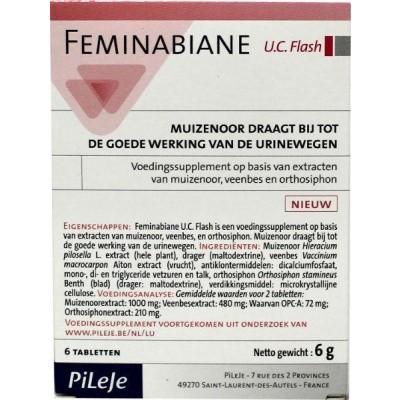 Pileje Feminabiane flash