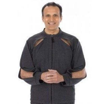 Ronwear Classic jacket grijs man maat L