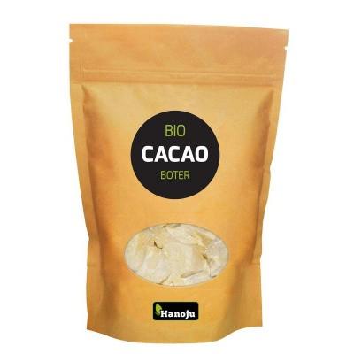 Hanoju Cocoa butter organic