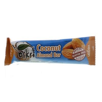 Oskri Kokosnootreep amandel glutenvrij