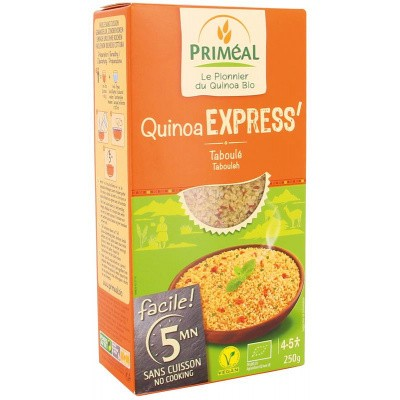 Primeal Quinoa express Tabouleh style