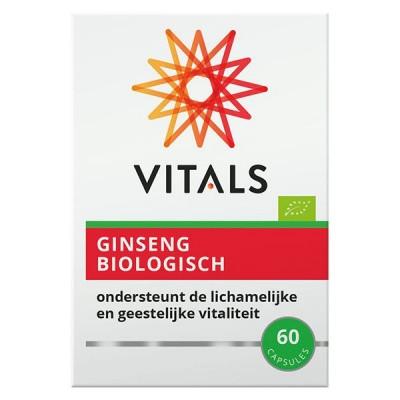Vitals Ginseng bio