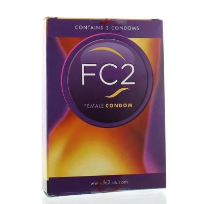 Femidom Vrouwencondoom (FC2)