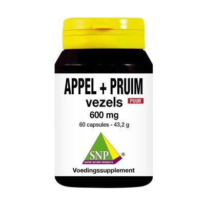 SNP Appel pruim vezels 600 mg puur