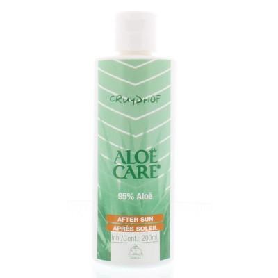 Aloe Care After sun