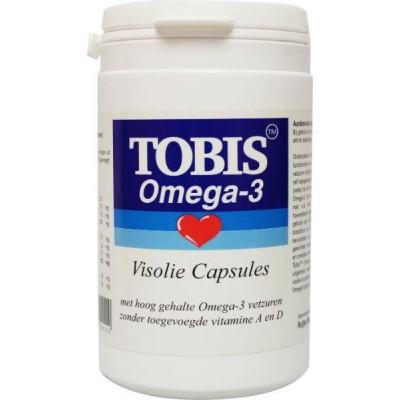 Tobis Omega 3 visolie 500 mg